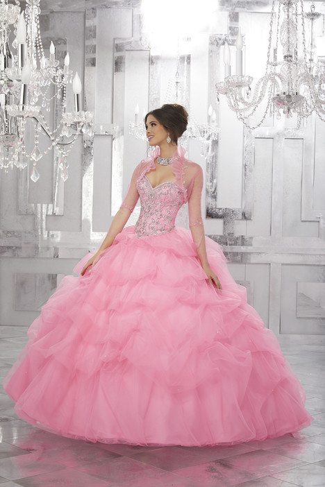 60025 (guava) Prom                                             dress by Mori Lee : Valencia