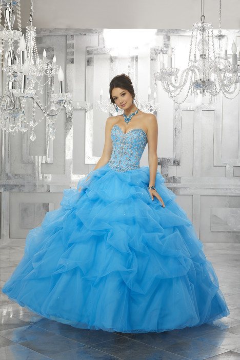 60025 Prom                                             dress by Mori Lee : Valencia