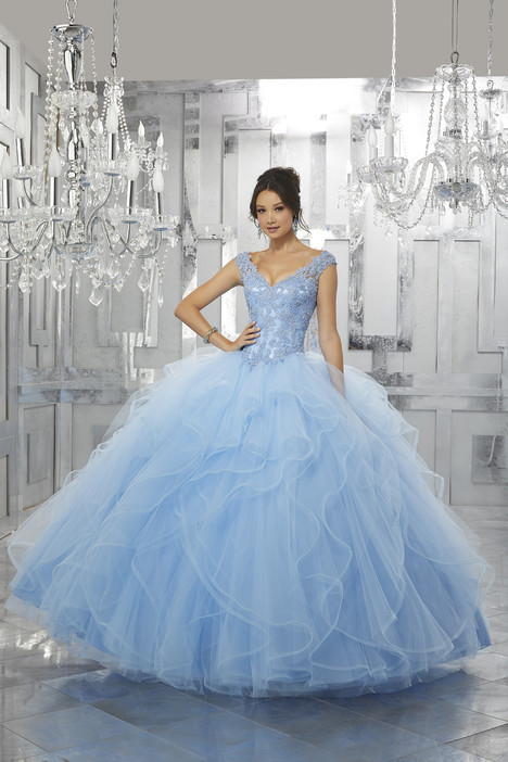 60026 Prom                                             dress by Mori Lee : Valencia