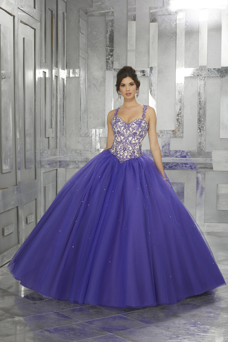 60027 (purple) Prom                                             dress by Mori Lee : Valencia