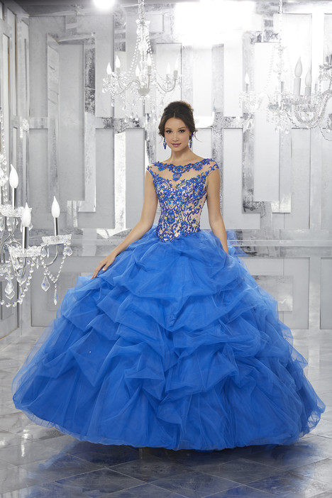60028 (royal) Prom                                             dress by Mori Lee : Valencia