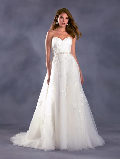 281 Wedding                                          dress by Alfred Angelo : Disney Fairy Tale Bridal