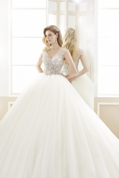 ROAB18800 Wedding dress by Romance