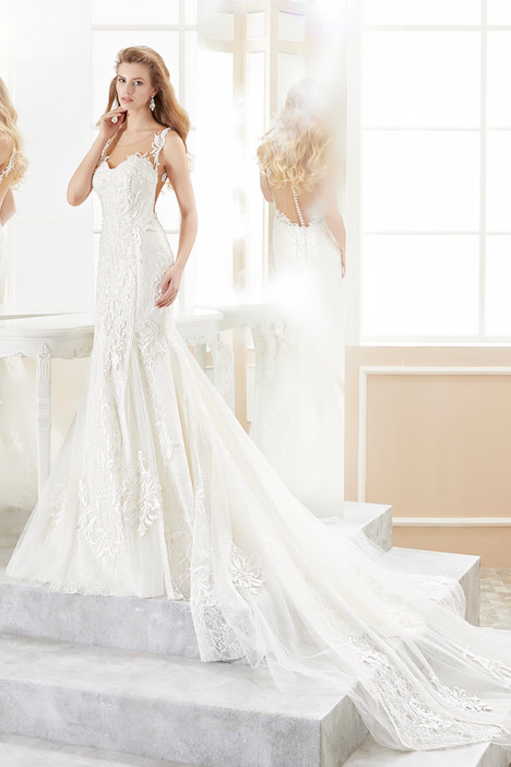 ROAB18805 Wedding                                          dress by Romance