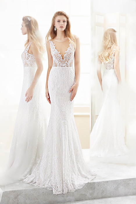 ROAB18806 Wedding                                          dress by Romance