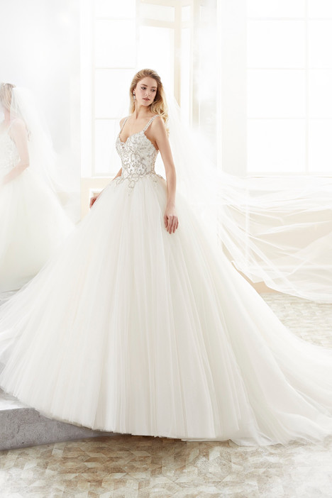 ROAB18813 Wedding dress by Romance