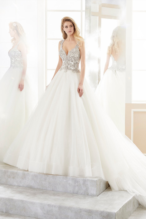 ROAB18814 Wedding                                          dress by Romance