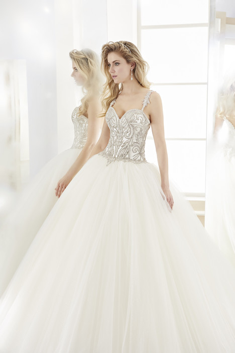 ROAB18815 Wedding                                          dress by Romance