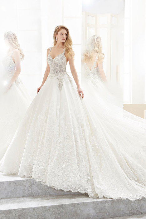 ROAB18817 Wedding dress by Romance