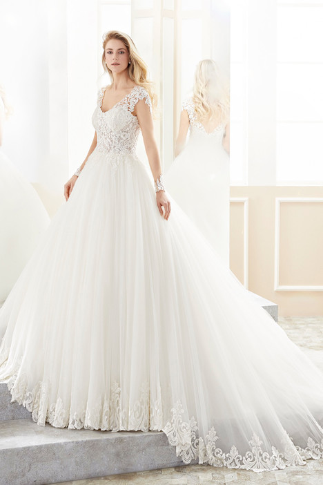 ROAB18818 Wedding                                          dress by Romance
