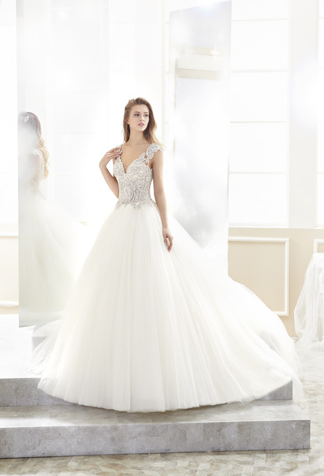 ROAB18819 Wedding                                          dress by Romance