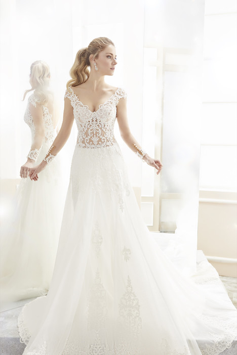 ROAB18820 Wedding                                          dress by Romance