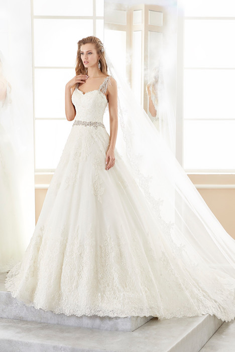 ROAB18821 Wedding                                          dress by Romance
