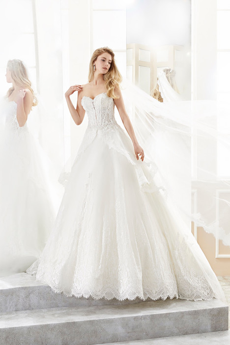 ROAB18822 Wedding                                          dress by Romance