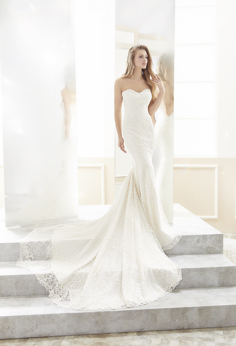 ROAB18824 Wedding                                          dress by Romance