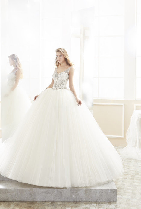 ROAB18830 Wedding                                          dress by Romance