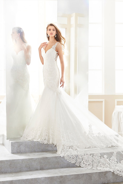 ROAB18834 Wedding                                          dress by Romance