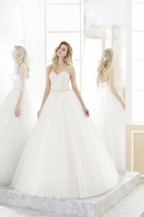 ROAB18835 Wedding                                          dress by Romance