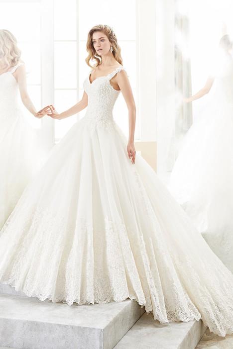 ROAB18854 Wedding dress by Romance