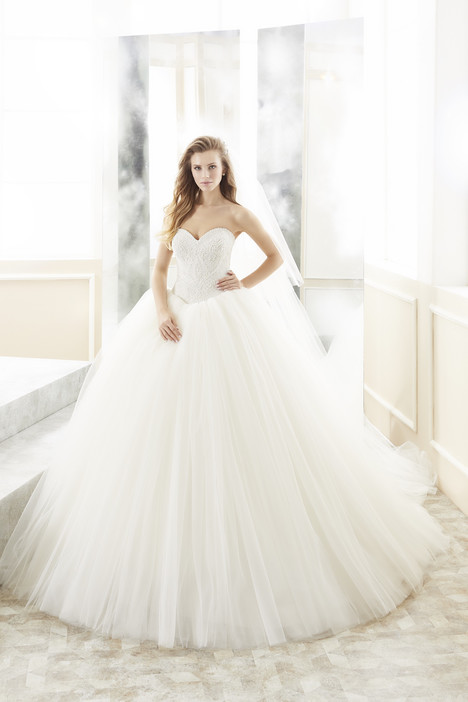 ROAB18857 Wedding dress by Romance