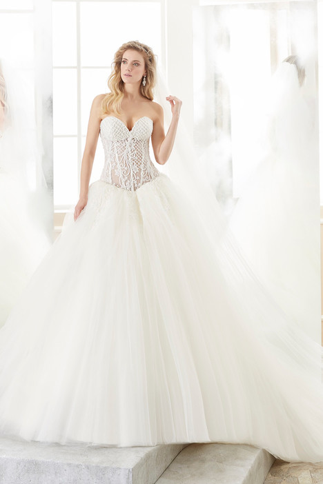 ROAB18864 Wedding                                          dress by Romance