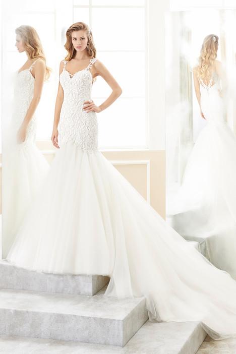 ROAB18878 Wedding dress by Romance