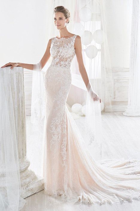NIAB18001 Wedding                                          dress by Nicole Spose