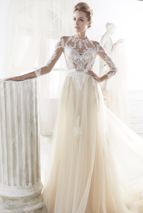 NIAB18003 Wedding                                          dress by Nicole Spose