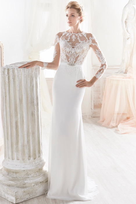 NIAB18003 (2) Wedding                                          dress by Nicole Spose