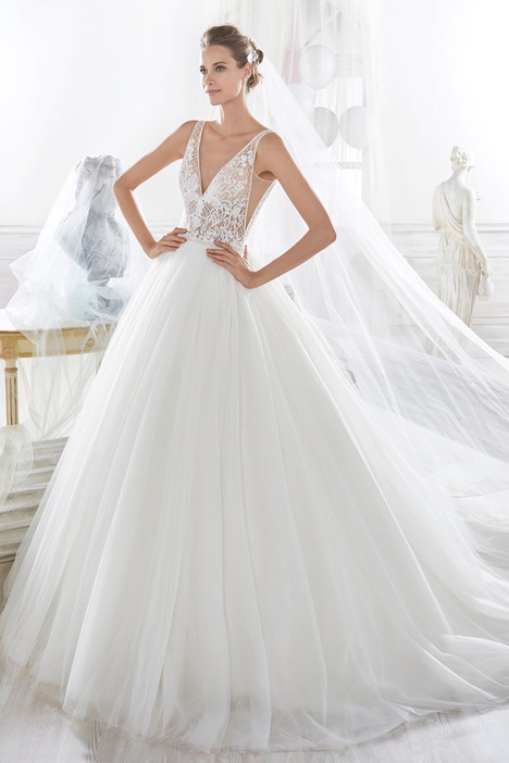NIAB18009 Wedding                                          dress by Nicole Spose