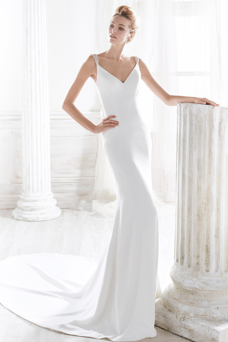 NIAB18013 Wedding                                          dress by Nicole Spose