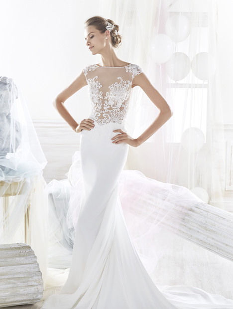 NIAB18015 Wedding                                          dress by Nicole Spose