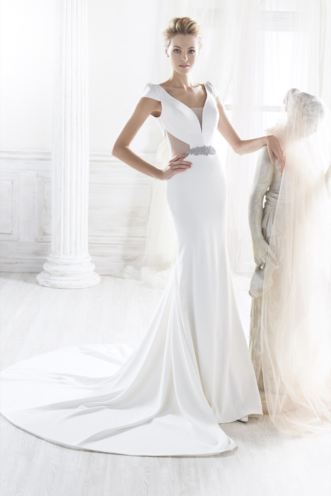 NIAB18017 Wedding                                          dress by Nicole Spose