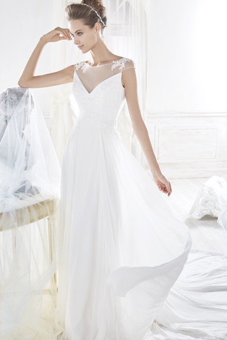 NIAB18019 Wedding                                          dress by Nicole Spose