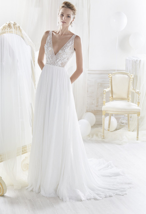 NIAB18020 Wedding                                          dress by Nicole Spose