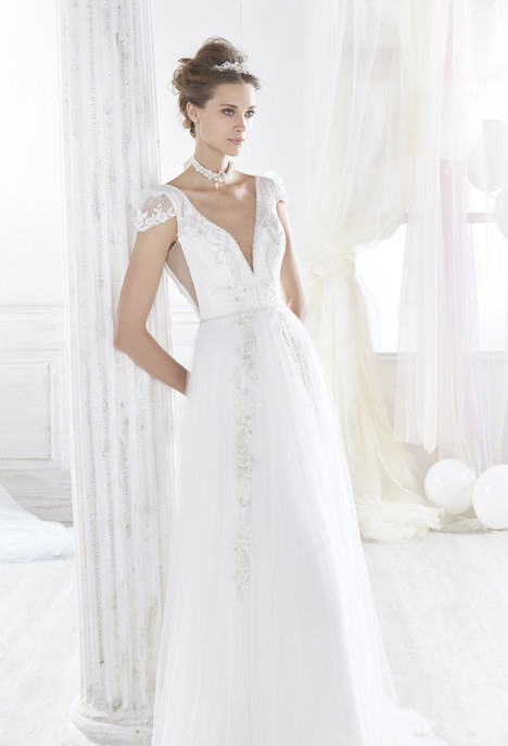 NIAB18022 Wedding                                          dress by Nicole Spose