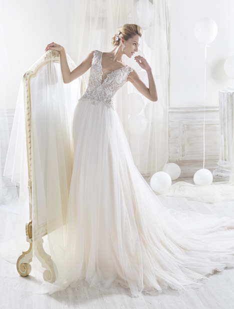 NIAB18024 Wedding                                          dress by Nicole Spose