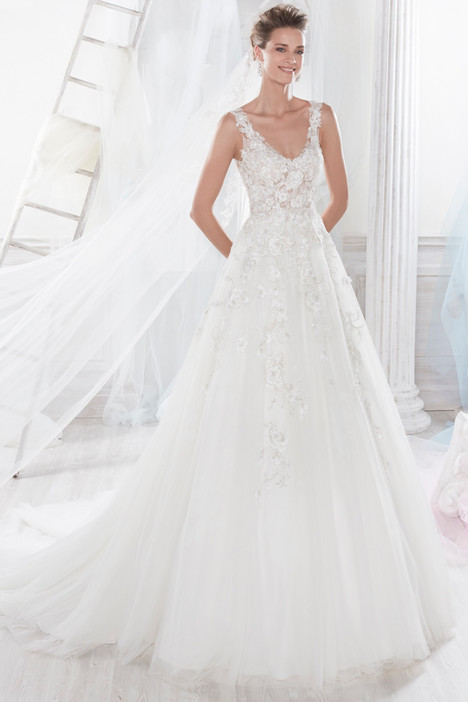 NIAB18025 Wedding                                          dress by Nicole Spose