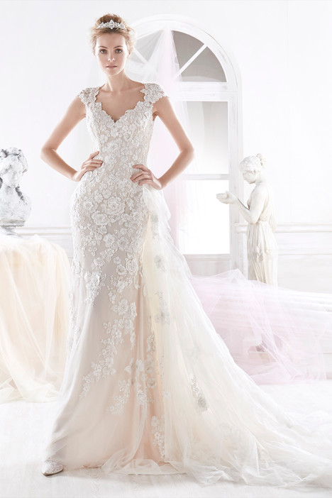 NIAB18037 Wedding                                          dress by Nicole Spose