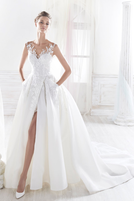 NIAB18045 Wedding                                          dress by Nicole Spose