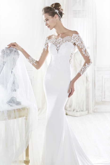 NIAB18047 Wedding                                          dress by Nicole Spose