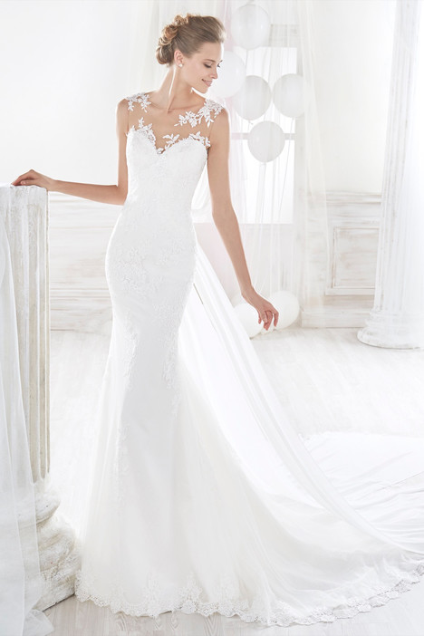 NIAB18049 Wedding                                          dress by Nicole Spose
