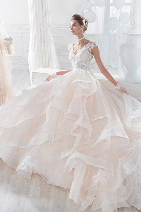 NIAB18062 Wedding                                          dress by Nicole Spose