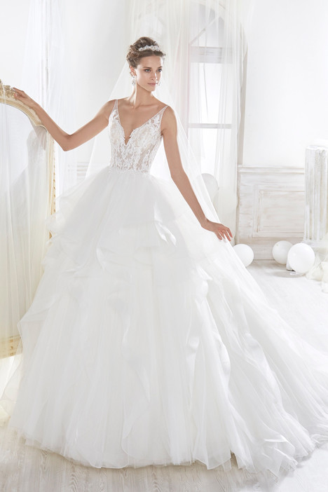 NIAB18064 Wedding                                          dress by Nicole Spose
