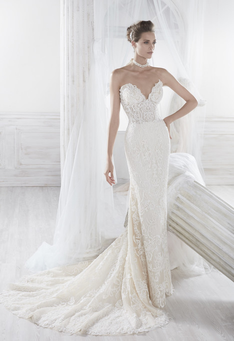 NIAB18069 Wedding                                          dress by Nicole Spose