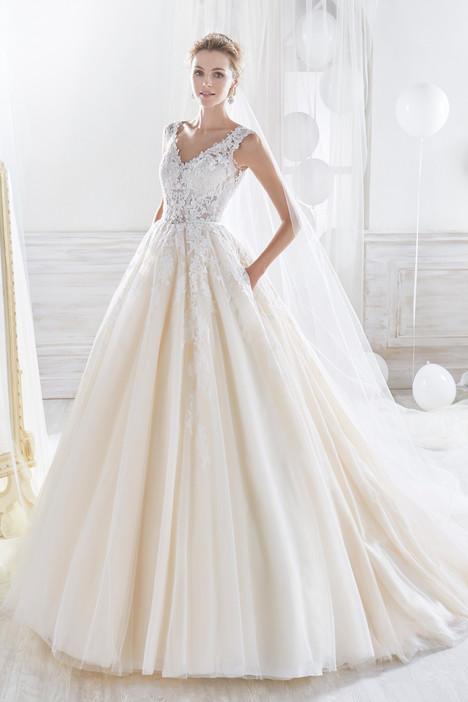 NIAB18070 Wedding dress by Nicole Spose
