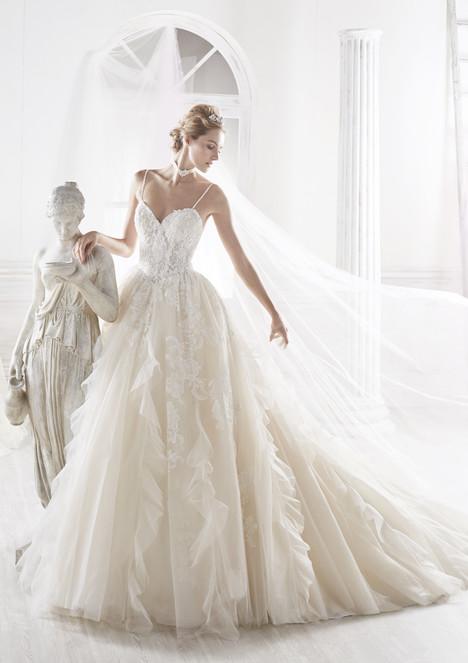 NIAB18087 Wedding                                          dress by Nicole Spose