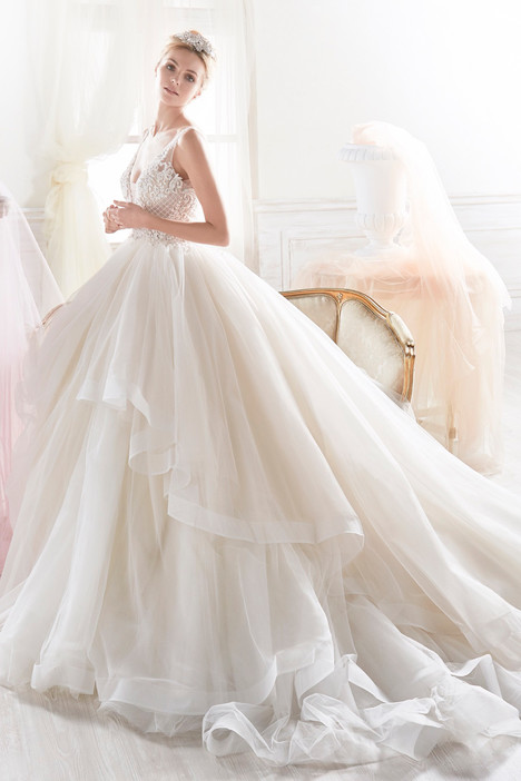 NIAB18114 Wedding                                          dress by Nicole Spose