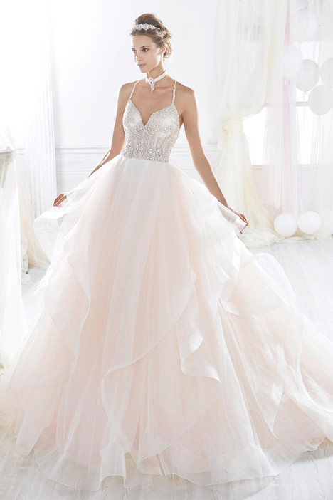 NIAB18119 Wedding                                          dress by Nicole Spose