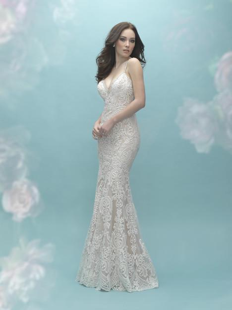 9452 Wedding                                          dress by Allure Bridals